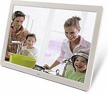 Z10LONG 17 Zoll LCD Digitaler Fotorahmen Voll