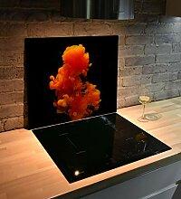 Z4L Herdabdeckplatte aus Glas 60cm x 52cm