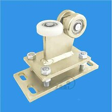 ZAB-S Laufwagen (Code:R-3M-60) Laufrolle Profilmaße:60x60x3,5 Gartentor Schiebetor Rollto (R-3M-60)