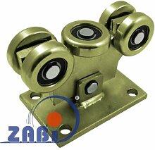 ZAB-S Laufwagen (Code:W-5MM-60/4) Laufrolle