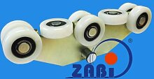 ZAB-S Laufwagen (Code:WG-8T-80) Laufrolle