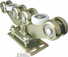 ZAB-S Laufwagen (Code:WR-10M-80/4) Laufrolle