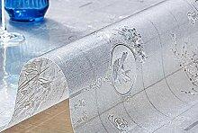 ZackLiz Papiertischdecke Tischläufer Tischdecke
