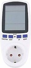 Zähler Stromverbrauch Elektro. Messbecher. Energy Monitoring Socke