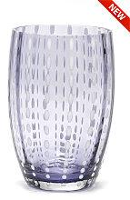 Zafferano-Perle Set 6 brille tumbler Lavendel