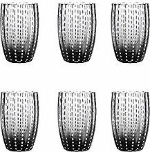 Zafferano PR00109 Perle Glasbecher-Handgemachtes