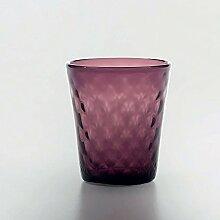 Zafferano Set 6 Balloton Tumbler Wasserglas Amethys