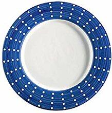 Zafferano Set 6 Perle Platte Durchm. 30,5 cm mit