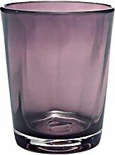 Zafferano Set 6 Tumbler Wasserglas Amethys