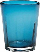 Zafferano Set 6 Tumbler Wasserglas Blaue Nach