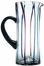 Zafferano Tirache - Glaskaraffe, handgefertigt aus