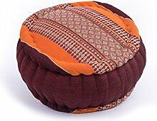 Zafu Meditationskissen mit Füllung aus Kapok 35 x