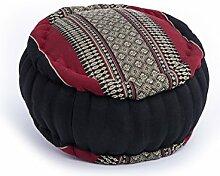 Zafu Meditationskissen mit Füllung aus Kapok
