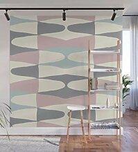 Zaha Pastel Fototapete Home Wohnzimmer Dekoration