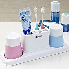 Zahnbürste Becher-set Bürsten Tasse Kunststoffbecher Wasch-A