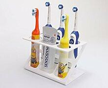 Zahnbürsten-Ständer für 5elektrische