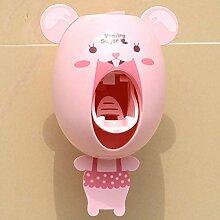 Zahnbürstenhalter Cartoon Tiere Design Starke