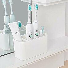 Zahnbürstenhalter, Kunststoff,