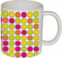 Zak Designs 6187-1594 Smiley mug 35 cl
