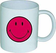 Zak! Designs 6662-1590PK Mugs, Grenadine