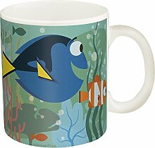 Zak! Designs Ceramic Mug with Dory from