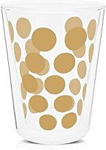 Zak ! Designs Dot Dot doppelwand Glas 35 cl &