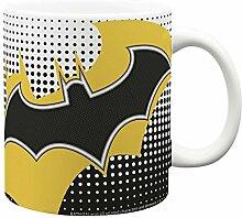 Zak! Designs Jumbo Ceramic Mug with Batman