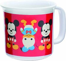 Zak Designs MMLW-0372 Disney Becher, Micky, 260 ml