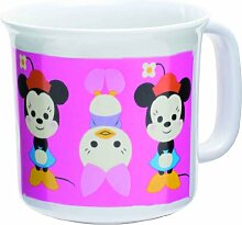 Zak Designs MMLX-0372 Disney Becher, Minnie, 260 ml