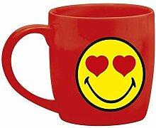 Zak Designs Tasse Kaffee Porzellan 20cl, ro