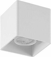 Zaki LED-Deckenleuchte, eckig, weiß - Arcchio