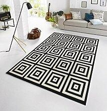 Zala Living Mono Designer Velours Teppich
