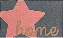 Zala Living Stern Home Grau Rosa 50x70 cm
