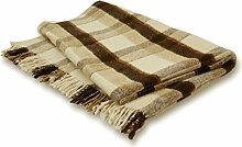Zaloop Wolldecke aus 100% neuseeländischer