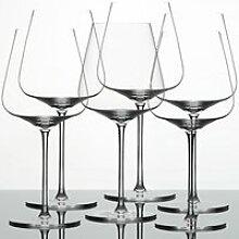 Zalto Denk'Art Bordeaux Glas 6-er Set im