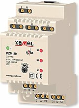 Zamel PZM-20 Sensor Elektroinstallation Durchflusssensoren Steuerschaltung LED