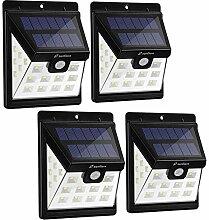 Zanflare 22 LED Solar Gartenleuchte, Solarenergie