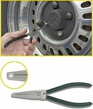 Zange für Radschraubenkappen 666-10 · l: 160 mm