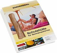 Zangenberg Schutzhülle bis 350 Rund, 250x170 Rechteck, Weiß