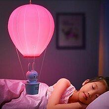 Zantec Dimmable Heißluftballon LED Nachtlicht,