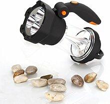 Zantec Outdoor tragbare Taschenlampe energiesparende umweltfreundliche Power Generation Camping Lampe