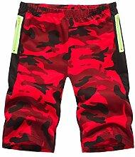 Zantec Strand Shorts Männer stilvolle Camouflage Strand kurze Hosen Sport kurze Hosen Geschenk