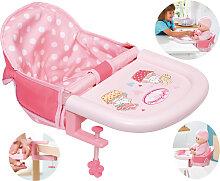 Zapf Creation Baby Annabell Tischsitz (Rosa)