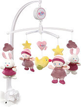 Zapf Creation Baby Born for Babies Musik Mobile
