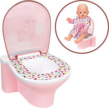 Zapf Creation Baby Born Lustige Toilette