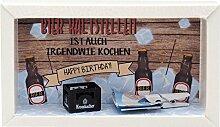 ZauberDeko Geldgeschenk Verpackung Bier Happy