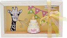 ZauberDeko Geldgeschenk Verpackung Geburt Mädchen