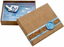 ZauberDeko Geldgeschenk Verpackung Natur Siegel