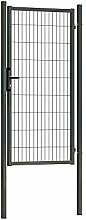 Zaunonline.de 1-flügeliges Gartentor ECO 100 x