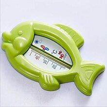 zazcb Cartoon Baby Wassertemperatur-Meter Baby